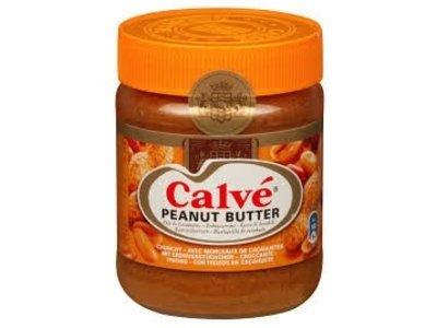 Calve Calve Crunchy Peanut Butter Jar 12 oz
