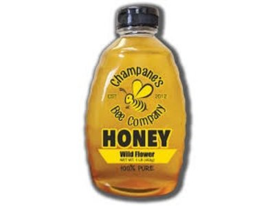 Champanes Champanes Wildflower honey 1.5 lb