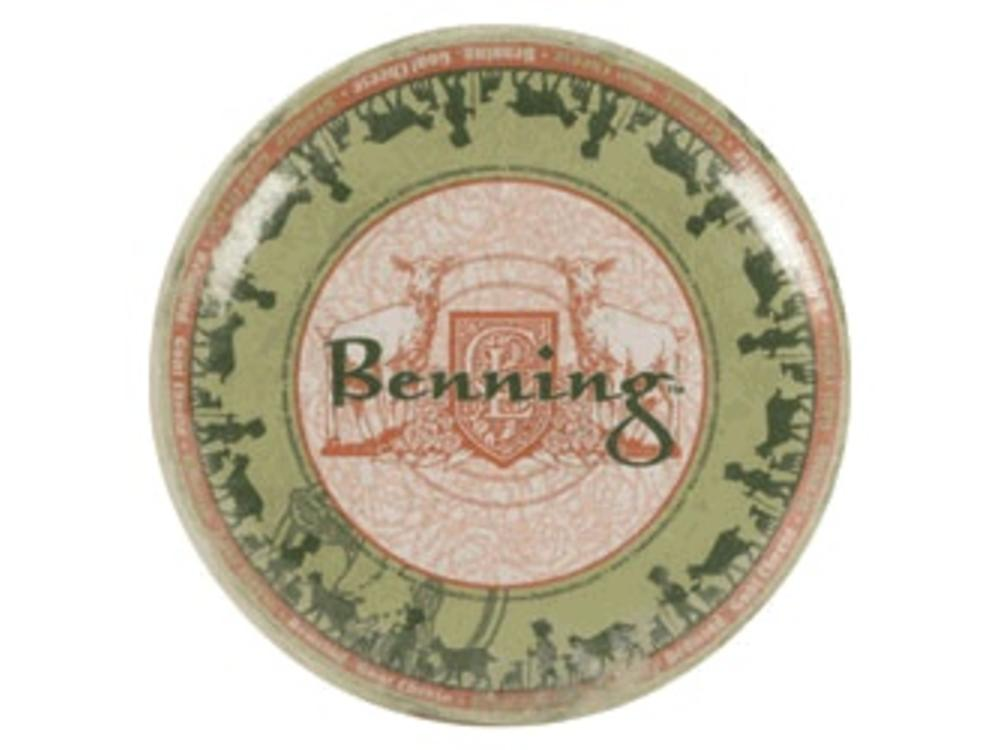 Benning Mild Goat Cheese From Holland