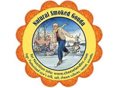 Natural Smoked Gouda
