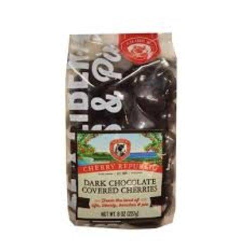 Cherry Republic Cherry Republic Dark Choc Cherries 8 oz
