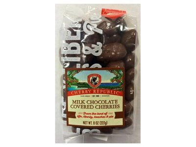 Cherry Republic Cherry Republic Milk Chocolate Cherries 8 oz