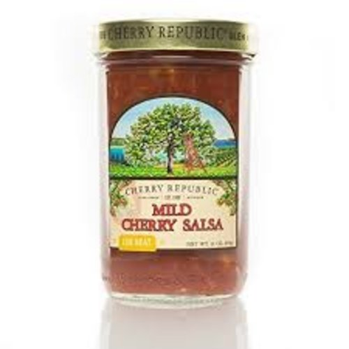 Cherry Republic Cherry Republic Mild Cherry Salsa 16 oz