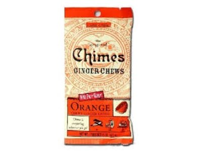 Chimes Chimes Orange Ginger Chews 1.5 Ounce