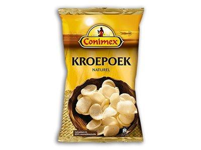 Conimex Conimex Kroepoek Natural Flavored 2.5 oz Dated 9/11