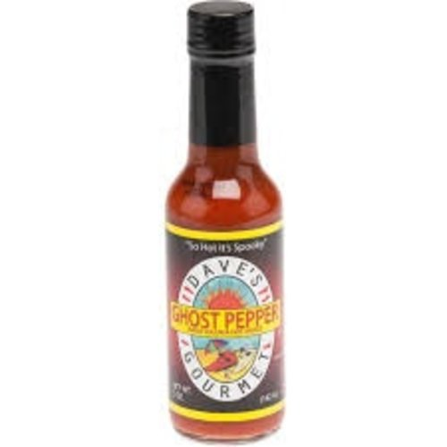 Daves Gourmet Daves Ghost Pepper Hot Sauce