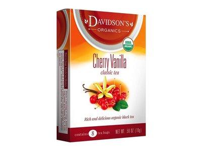Davidsons Davidsons Cherry Vanilla tea