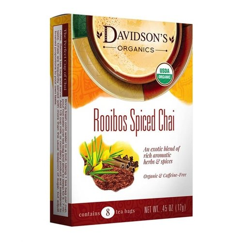 Davidsons Davidsons Rooibos Spiced Chai