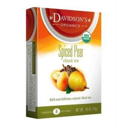 Davidsons Davidsons Spiced Pear
