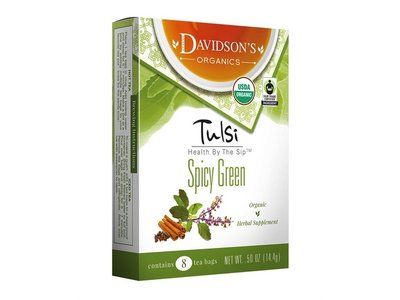 Davidsons Davidsons Spicy Green Tulsi Tea