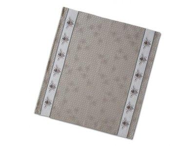 DDDDD DDDDD Honey Tea Towel Grey 24x25 inch