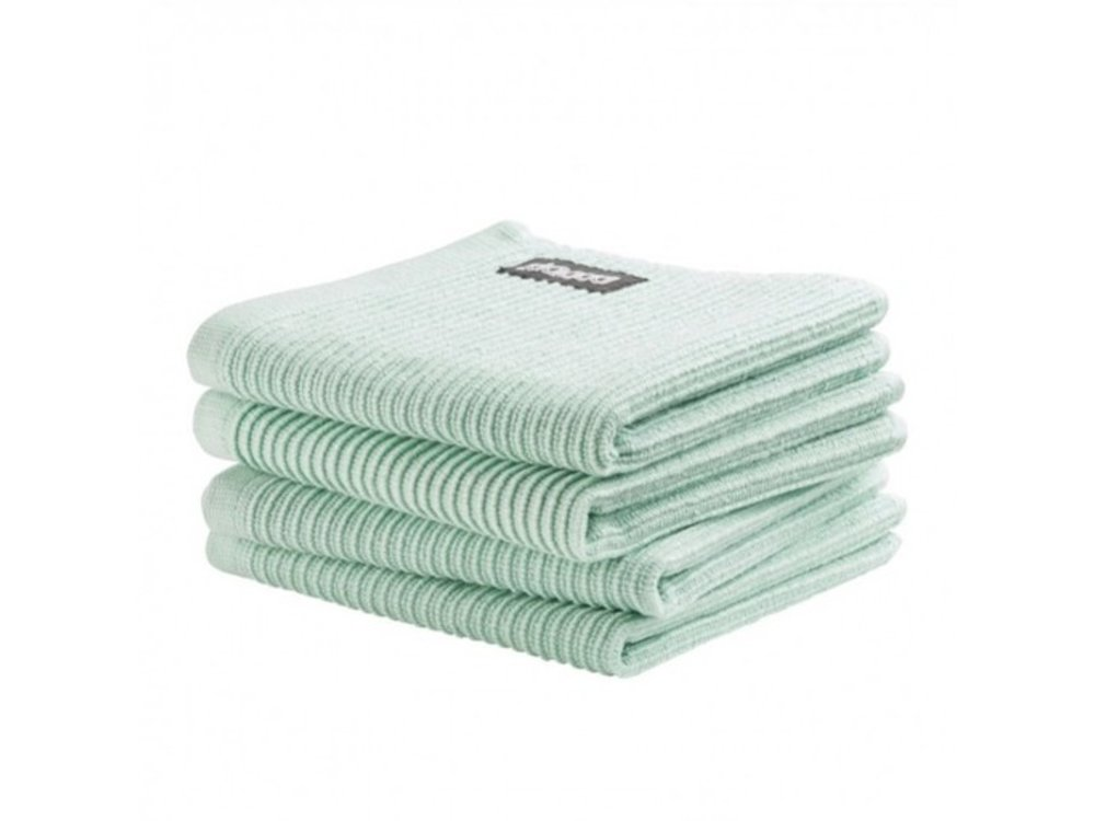 DDDDD DDDDD Dish Cloth Pastel Green