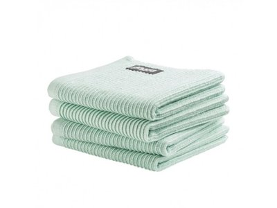 DDDDD DDDDD Dish Cloth Pastel Green