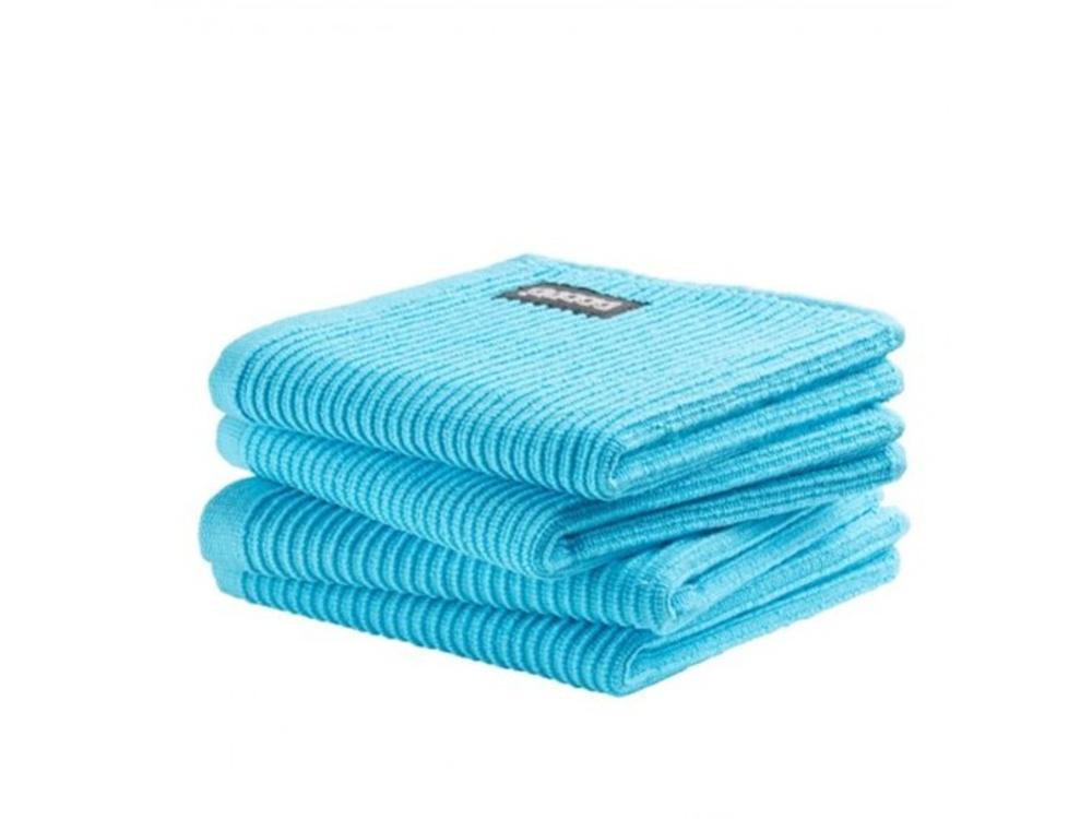 DDDDD DDDDD Dish Cloth Bright Teal (blue)