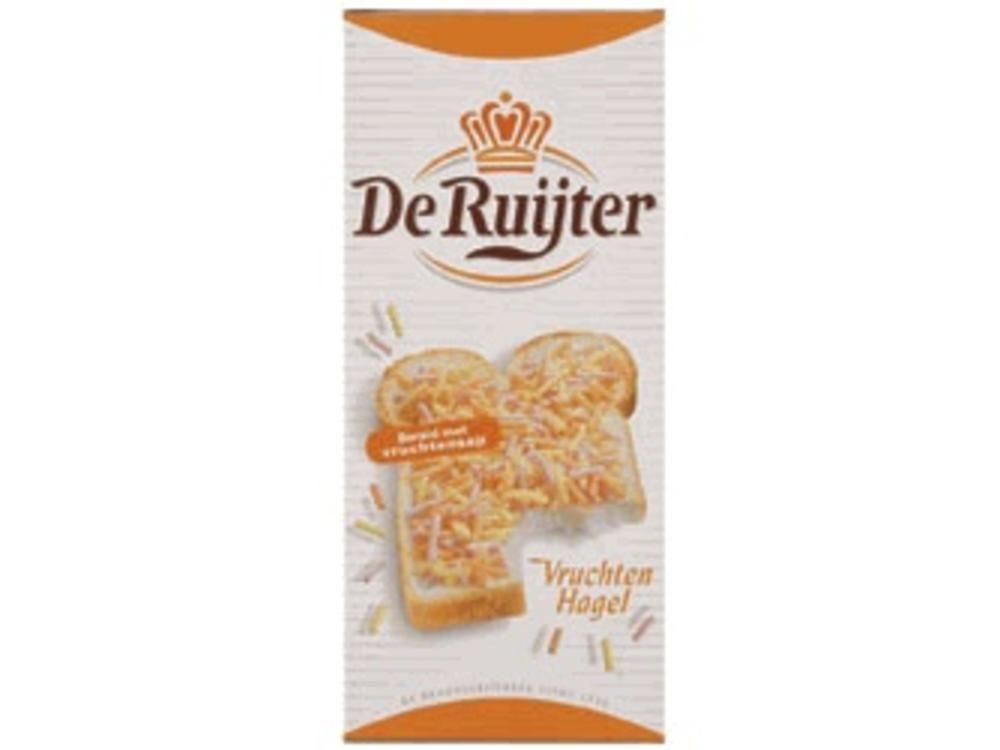 De Ruijter De Ruijter Fruit Flavored Hail 14 Oz
