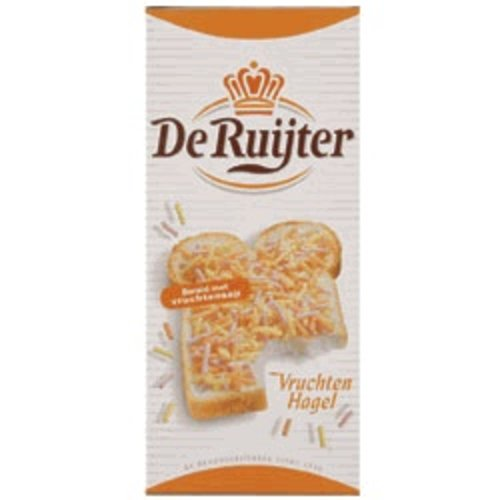 De Ruijter De Ruijter Fruit Flavored Hail 14 Oz DATED 3-30-20