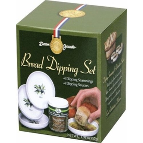 Dean Jacobs Dean Jacobs Bread Dip 5 Flavors Seasonings