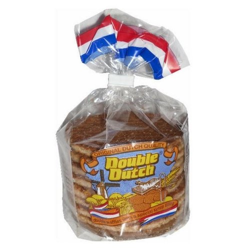 Double Dutch Double Dutch Stroopwafels 8 ct