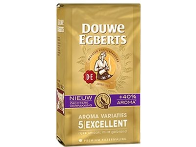 Douwe Egberts Douwe Egberts Excellent 5 Aroma ground coffee 8.8 oz (gold)