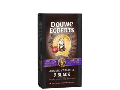 Douwe Egberts Douwe Egberts Black aroma 9 ground coffee 8.8 oz (black)