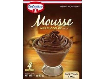 Dr Oetker Dr Oetker Milk Choc Mousse