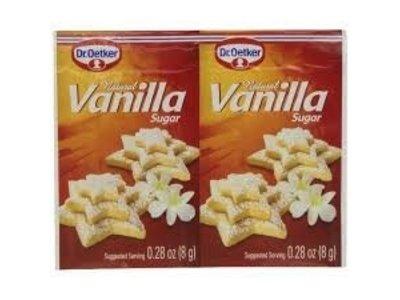 Dr Oetker Dr Oetker Natural Vanilla Sugar