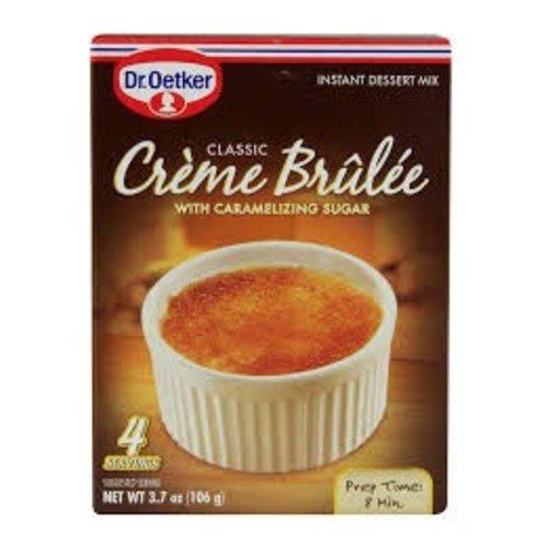 Dr Oetker Dr Oetker Creme Brulee mix 3.7 oz box