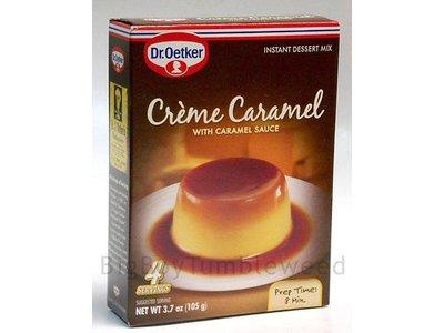 Dr Oetker Dr Oetker Creme Caramel Dessert Mix w/ Caramel