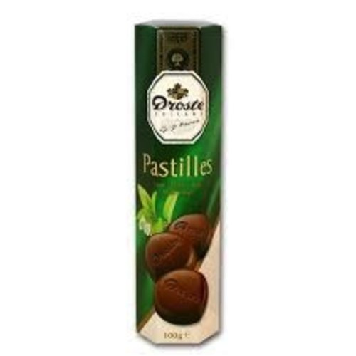 Droste Droste Mint Dark Chocolate Pastille 3.5 Oz