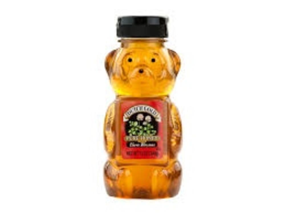 Dutch Gold Clover Honey Bear