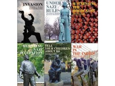 Dutch in Wartime 9 book Complete Series