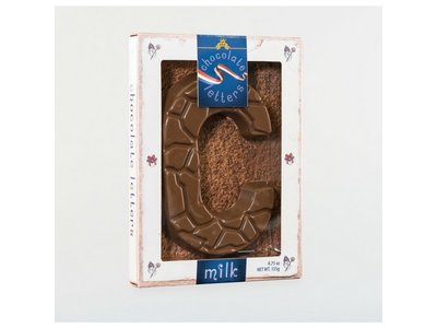 Lagosse Large Milk C Chocolate Letter 4.7oz