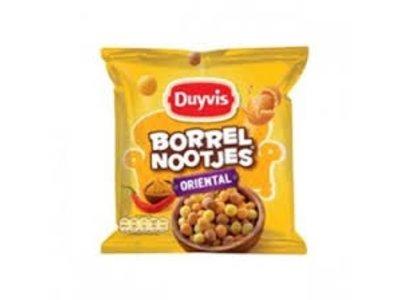 Duyvis Duyvis Borrelnootjes Oriental Mix 10.5 oz Bag