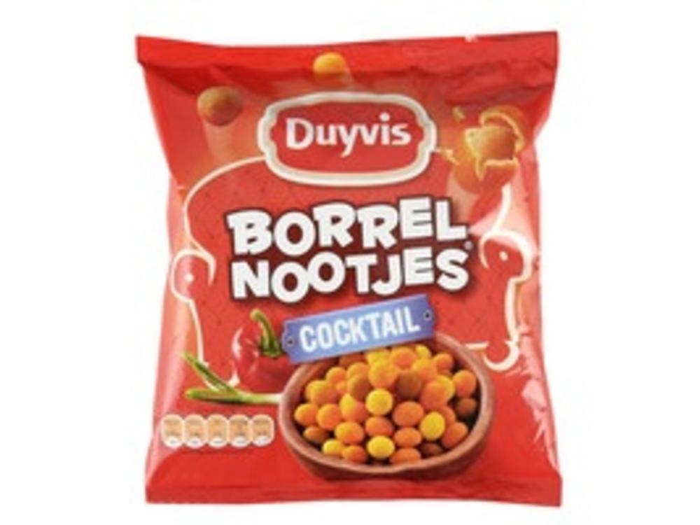 Duyvis Duyvis Borrelnootjes Cocktail 9.7 oz