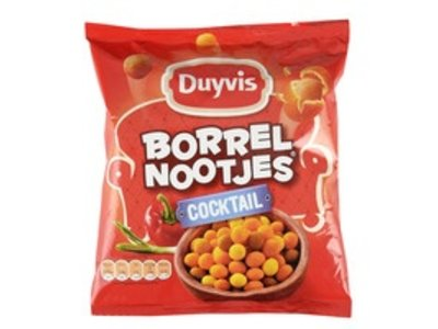 Duyvis Duyvis Borrelnootjes Cocktail Nuts 10.5 oz Bag