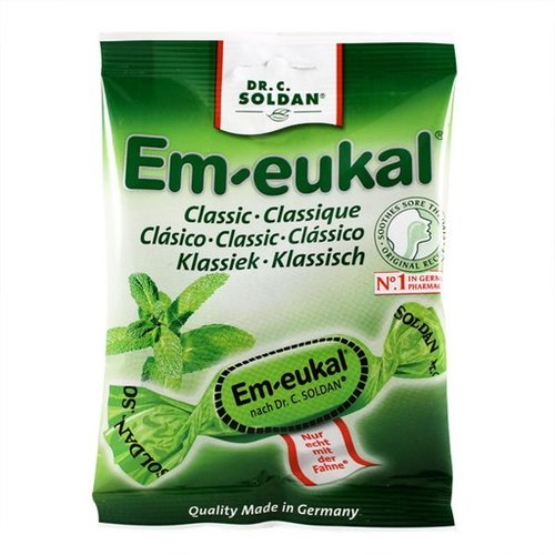 Em-eukal Eucalyptus Em-eukal by Dr. Soldan 1.8 oz bag