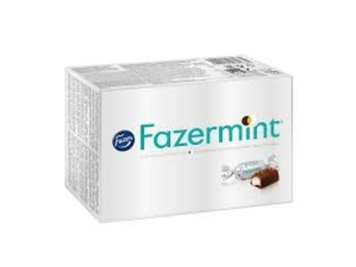 Fazer Fazer Mint Chocolate Creams box