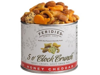 Feridies Feridies 5 o clock Honey Cheddar Crunch 6 ozTin