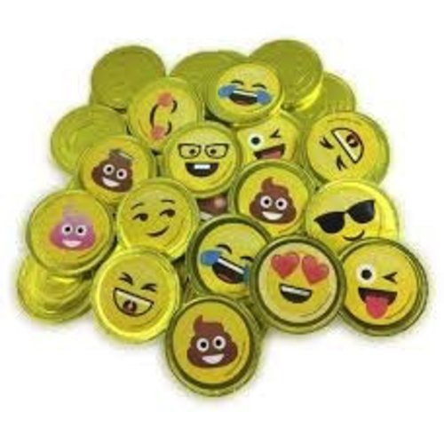 Fort Knox Emoji Coins 2 Oz Bag