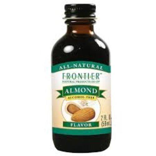 Frontier Frontier Almond Flavor 2 Oz