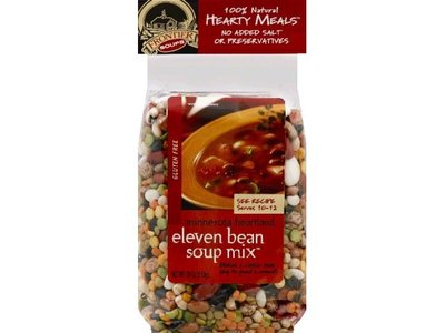 Frontier Soups Minnesota Heartland 11 Bean Soup Mix Serves 20