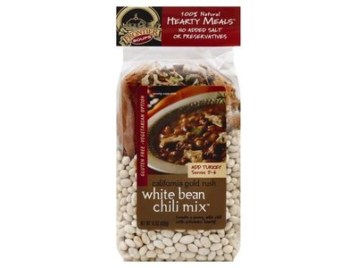 Frontier Soups Frontier California Gold Rush White Bean Chili Mix