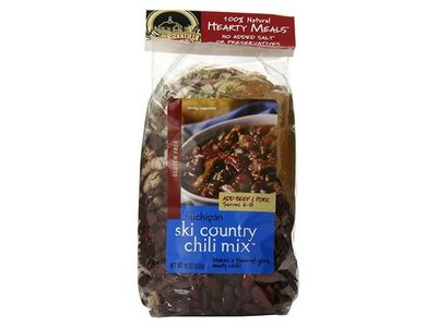 Frontier Soups Frontier Michigan Ski Chili mix
