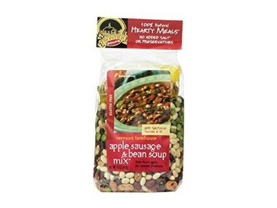 Frontier Soups Vermont Farmhouse Apple Sausage & Bean Soup Mix