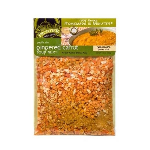 Frontier Soups Frontier Gingered Carrot Soup 5.5 oz