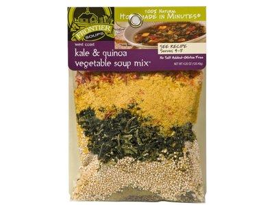 Frontier Soups West Coast Kale & Quinoa Soup mix