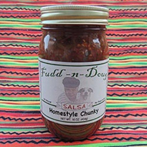 Fudd-n-Doug Homestyle Salsa 17 Oz