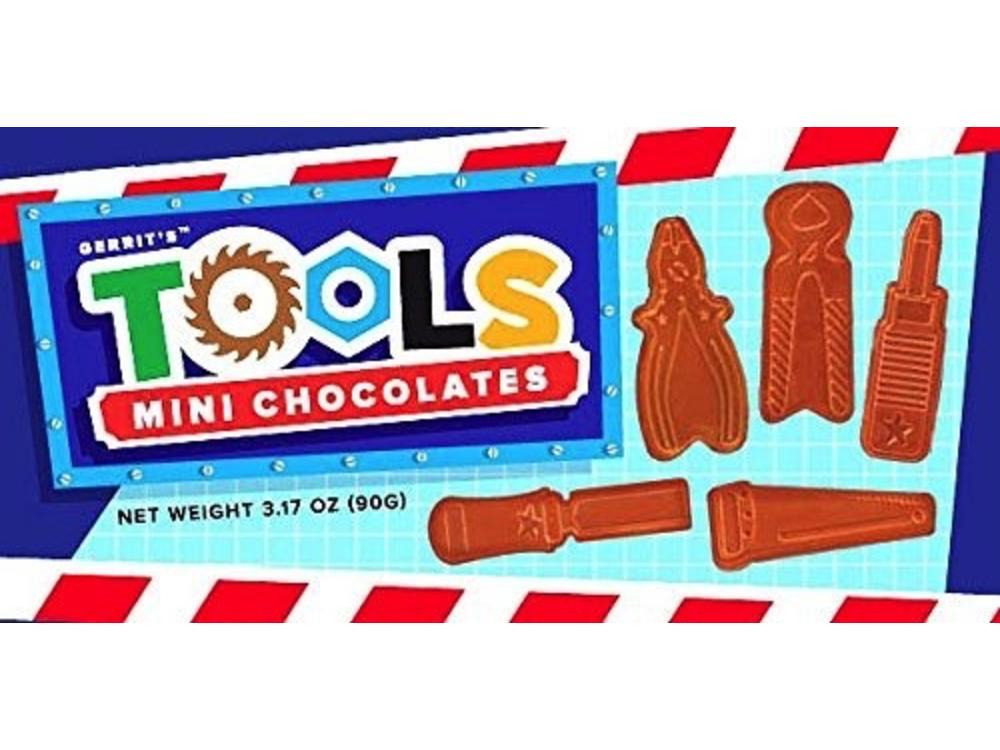 Gerrits Gerrits Chocolate Tool Set 3.17 Oz