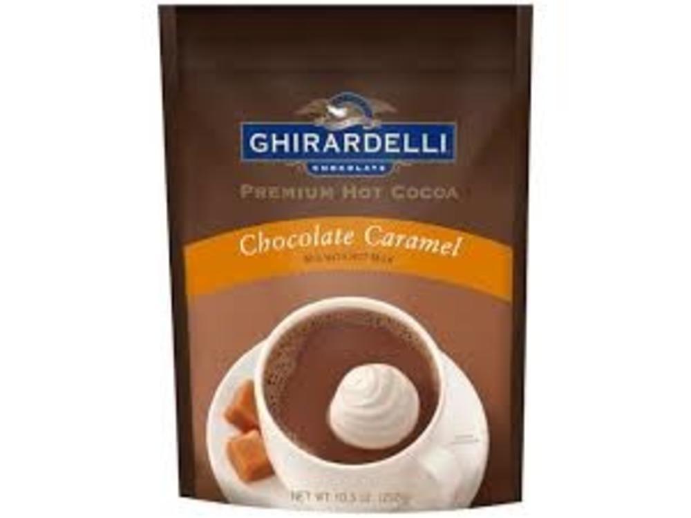 Ghirardelli Ghirardelli Chocolate Caramel Hot Chocolate 10.5 oz Pouch