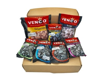 Gift Basket Venco Licorice Sampler